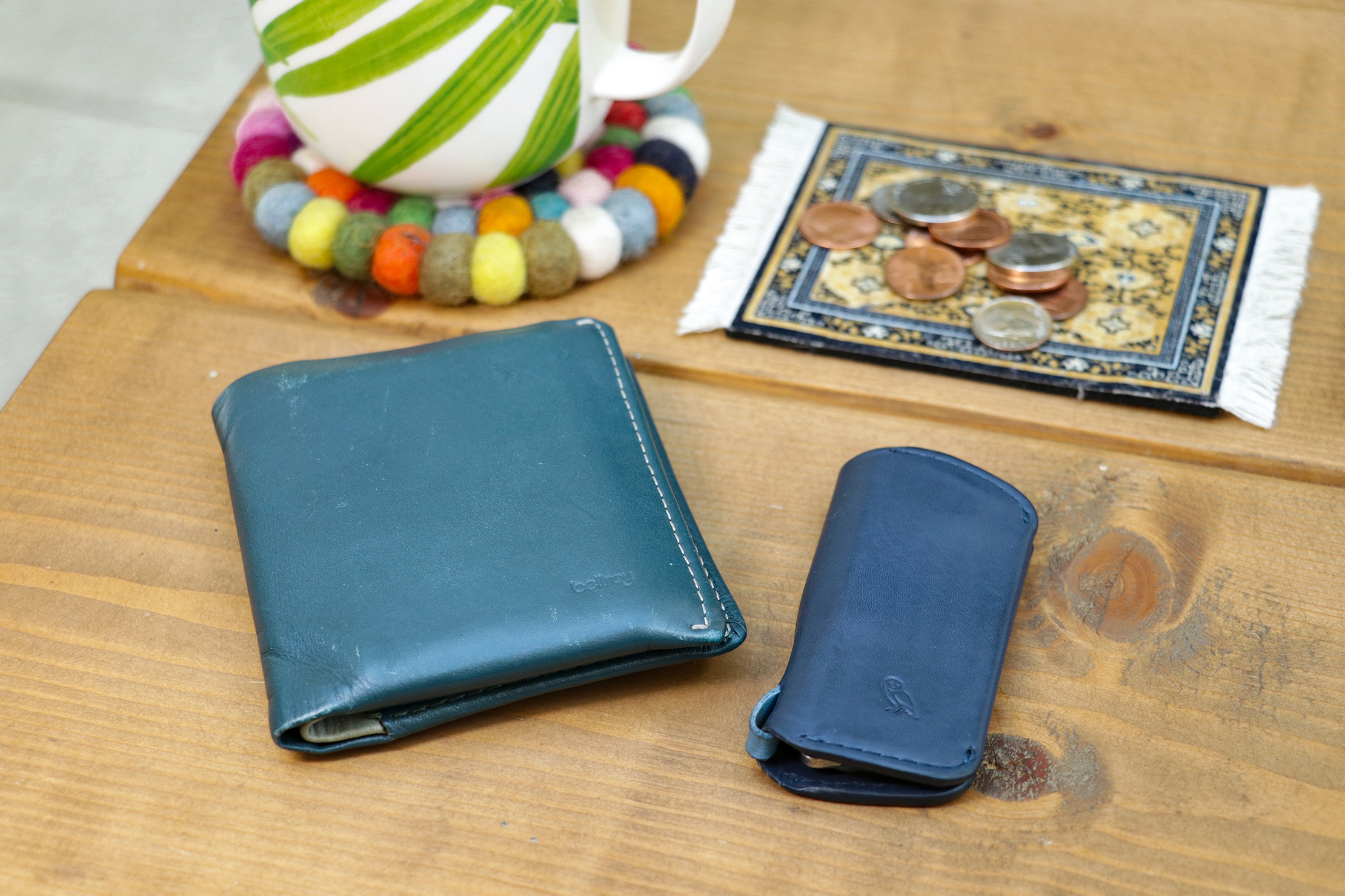 Bellroy Note Sleeve And Key Cover Plus