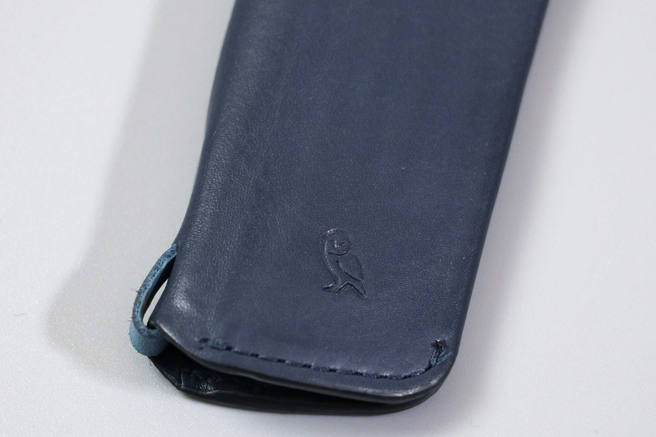 Bellroy Key Cover Plus Leather Material