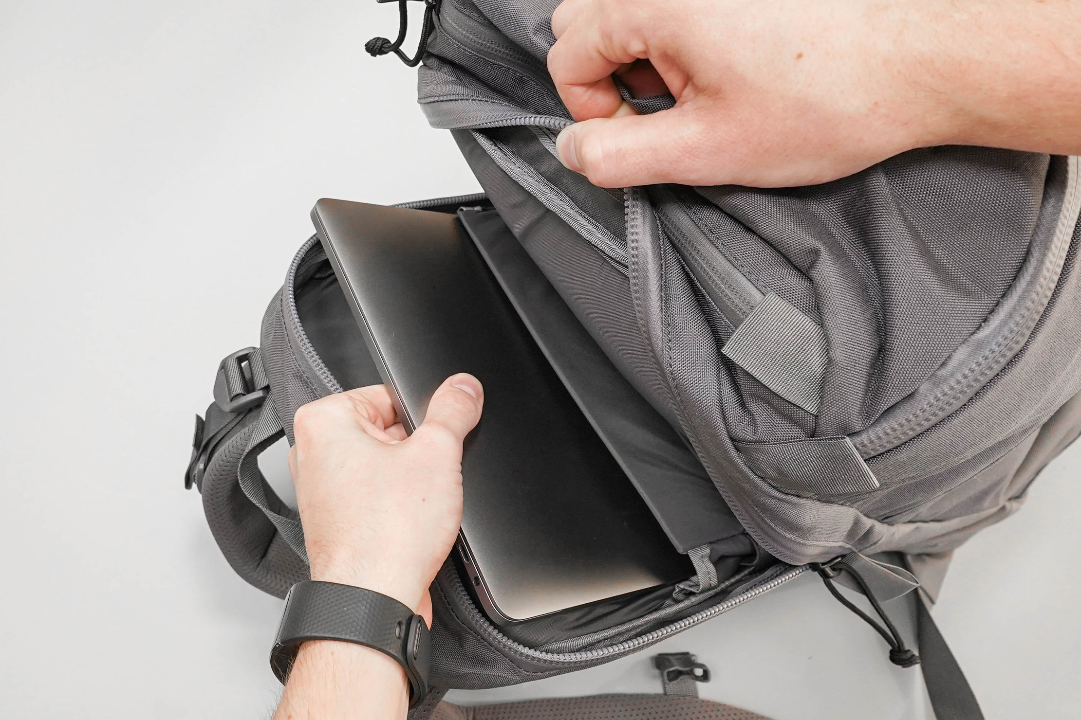 Mystery Ranch Urban Assault 24 Laptop Compartment