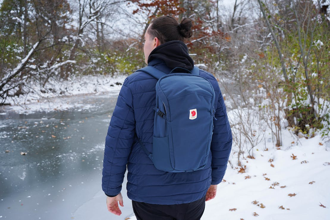 Fjallraven Ulvo 23 Backpack In Detroit
