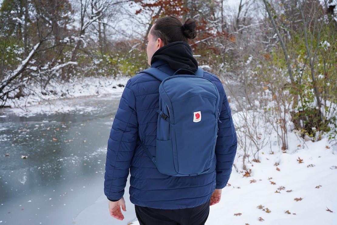 Fjallraven Ulvo 23 Backpack In Detroit