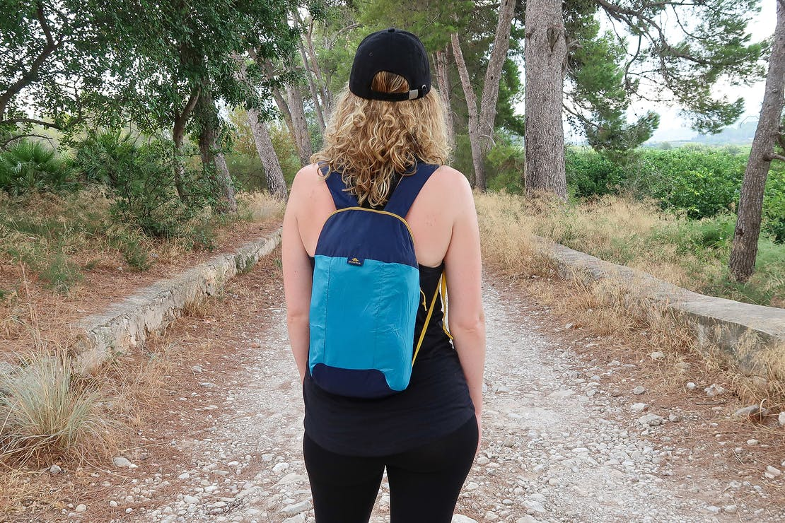 Quechua Ultra-Compact Packable Backpack In Valencia, Spain