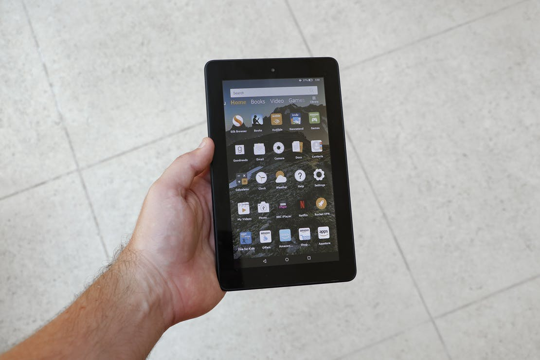 Amazon Fire 7 Tablet In Essex, England