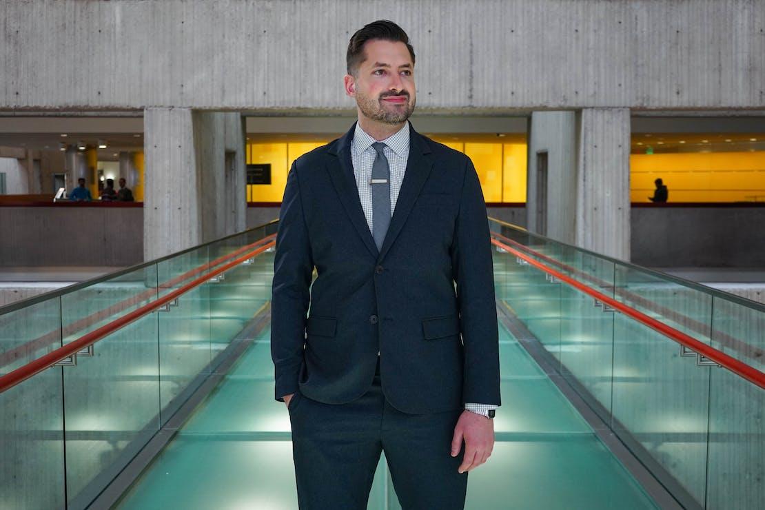 Bluffworks Gramercy Suit In Detroit