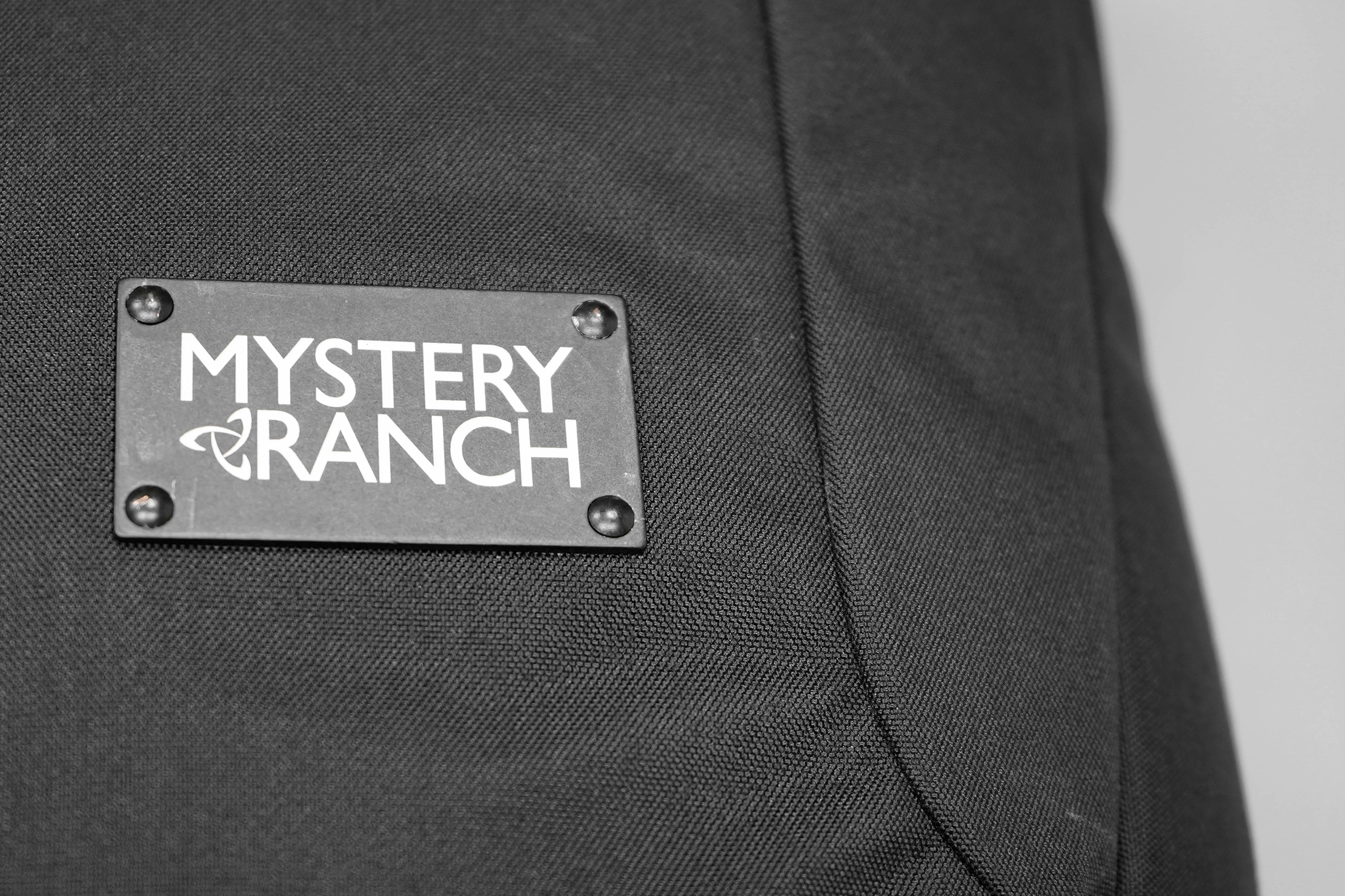 Mystery Ranch Mission Rover Logo