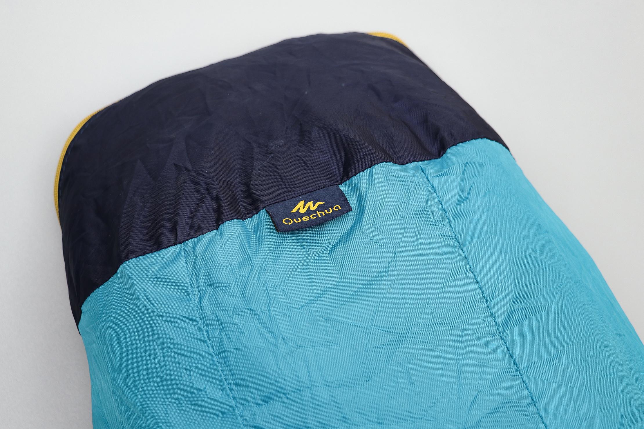 Quechua Ultra-Compact Packable Daypack Logo