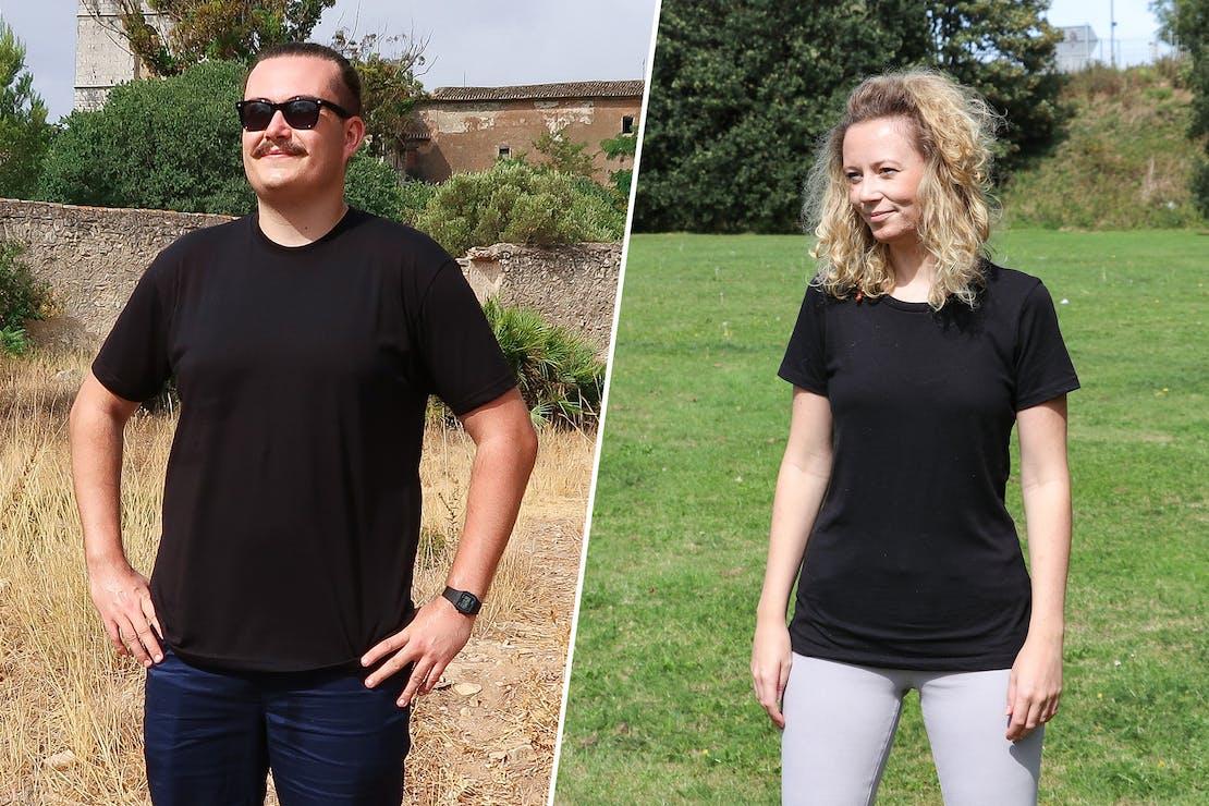 Next Level CVC Crew T-Shirt (Men & Women)