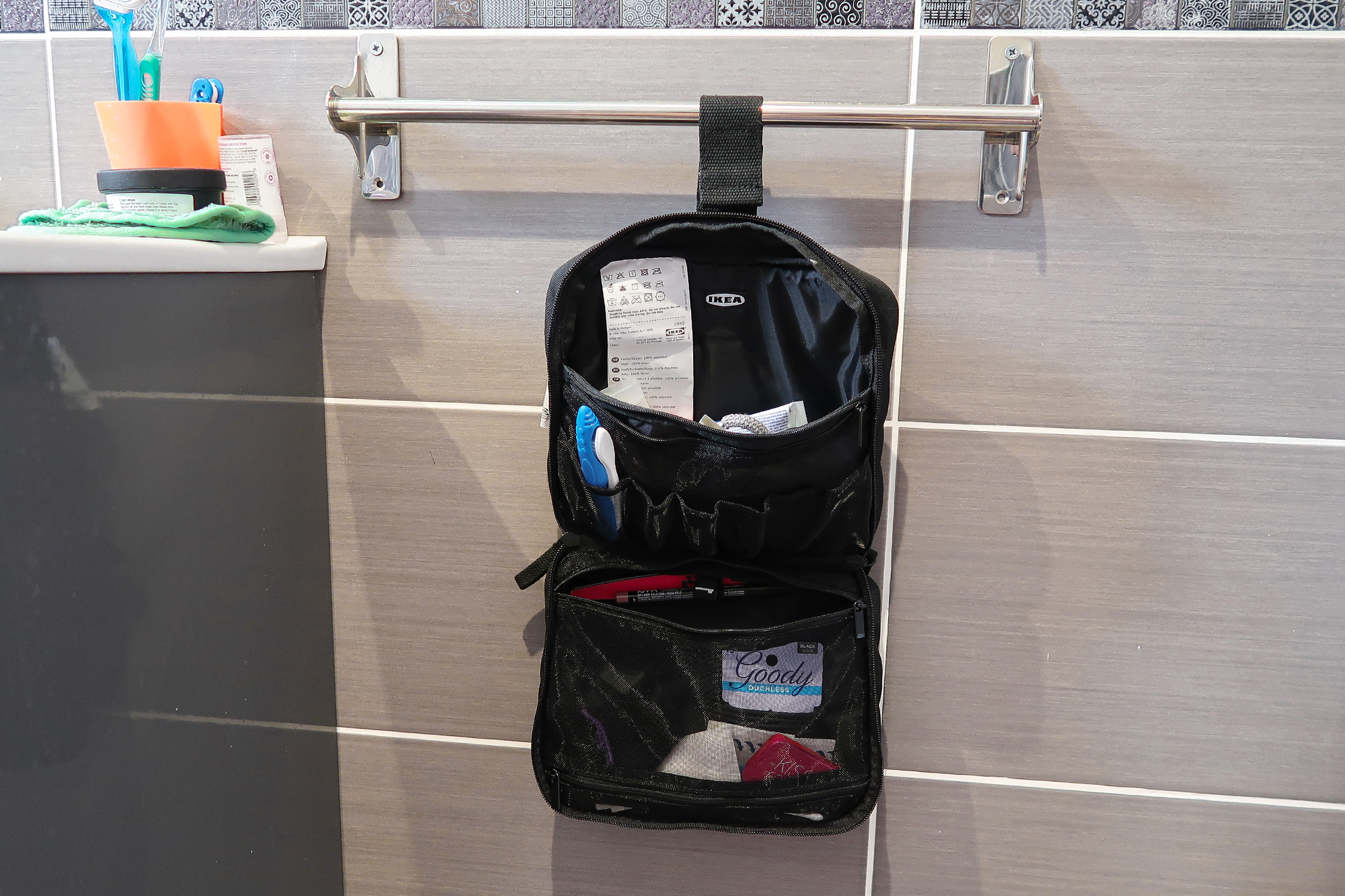 IKEA FORFINA Toiletry Bag In Valencia, Spain