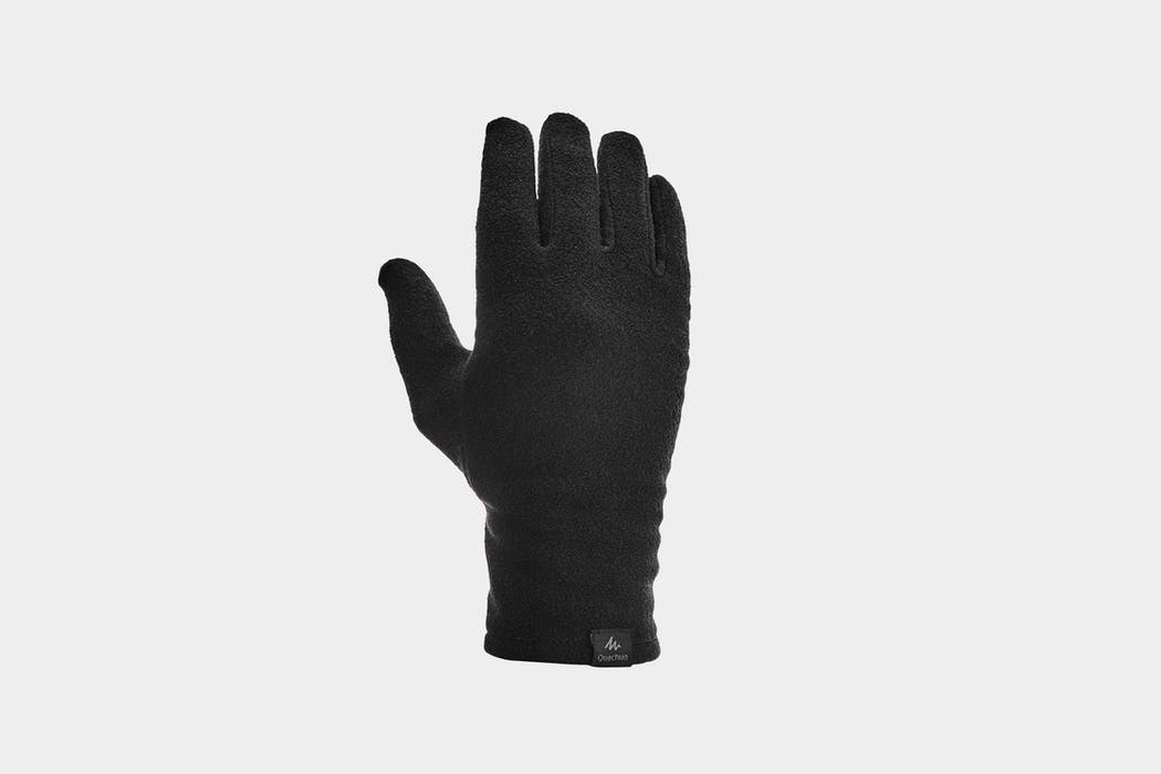Quechua Trek 100 Fleece Liner Gloves