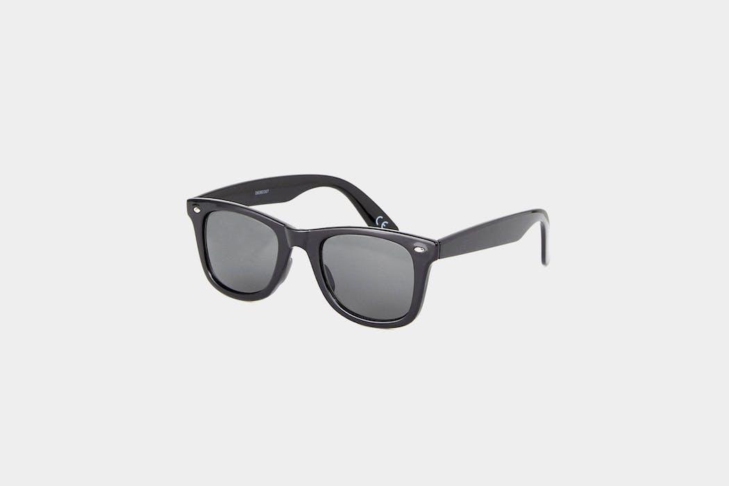 ASOS DESIGN Square Sunglasses