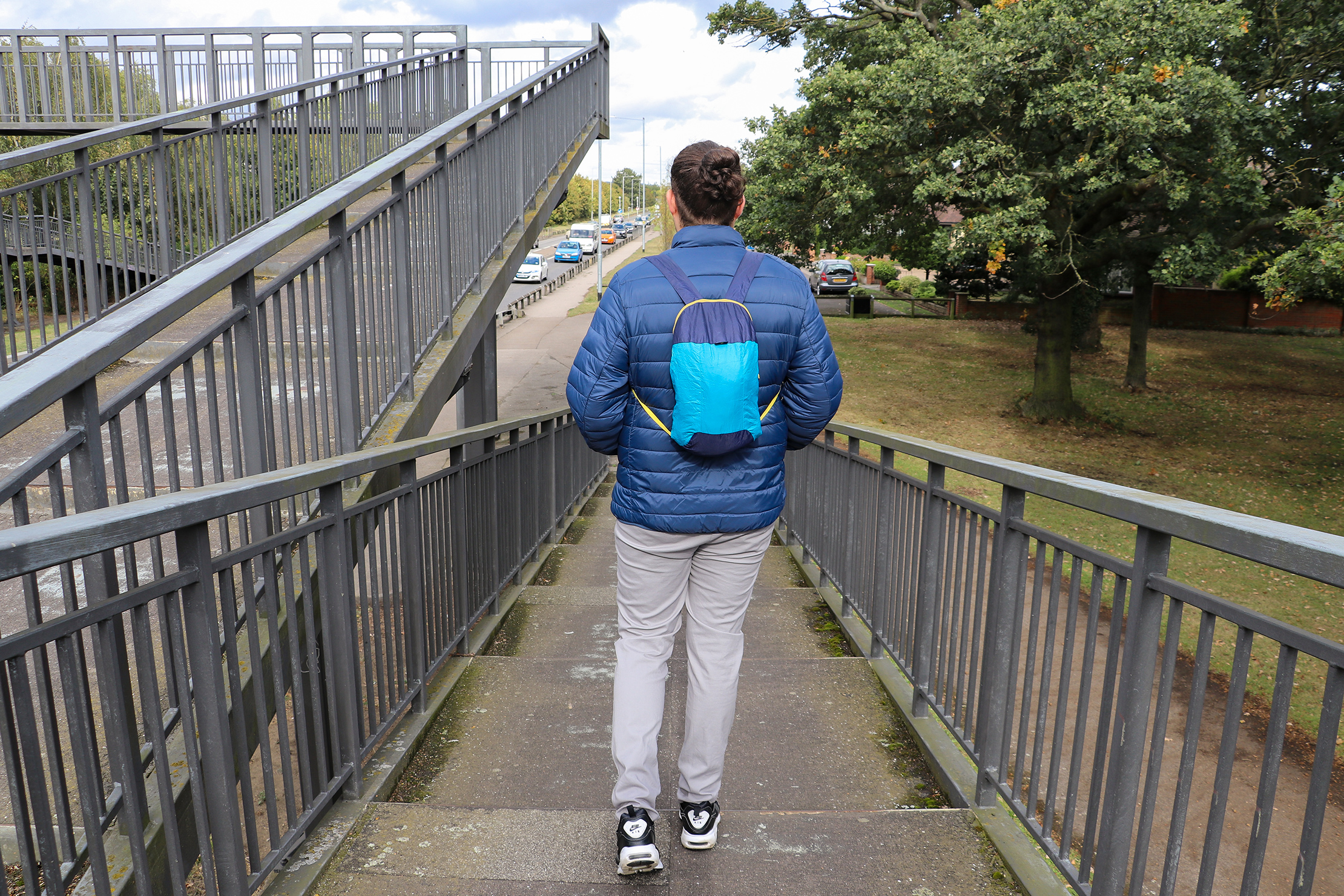 Quechua Ultra-Compact Packable Daypack In Essex England