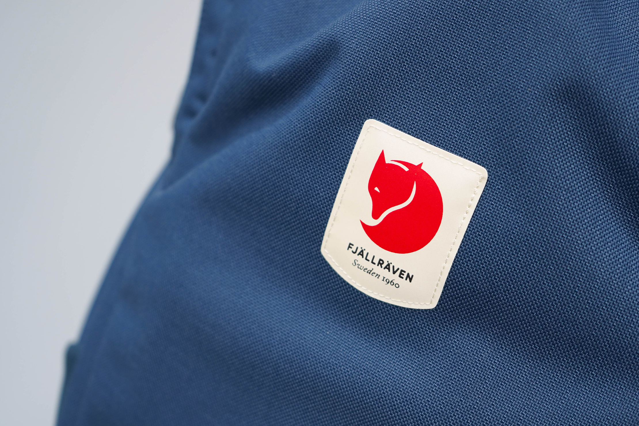 Fjallraven Ulvo 23 Backpack Logo