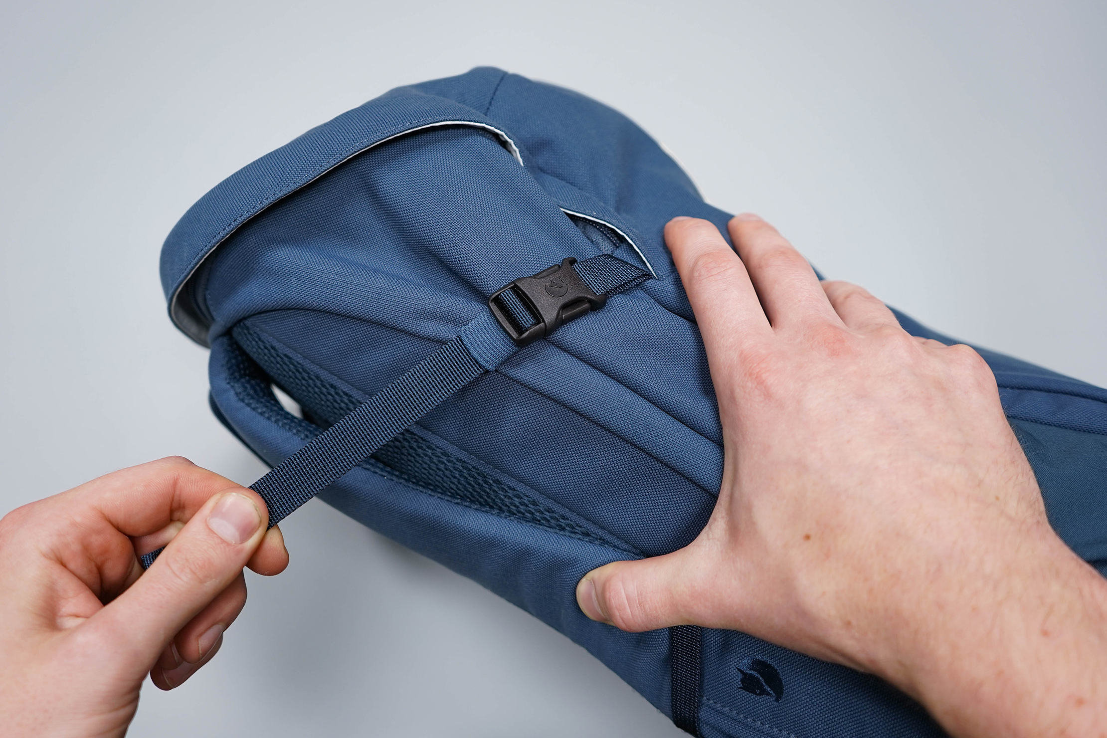 Fjallraven Ulvo 23 Backpack Compressed