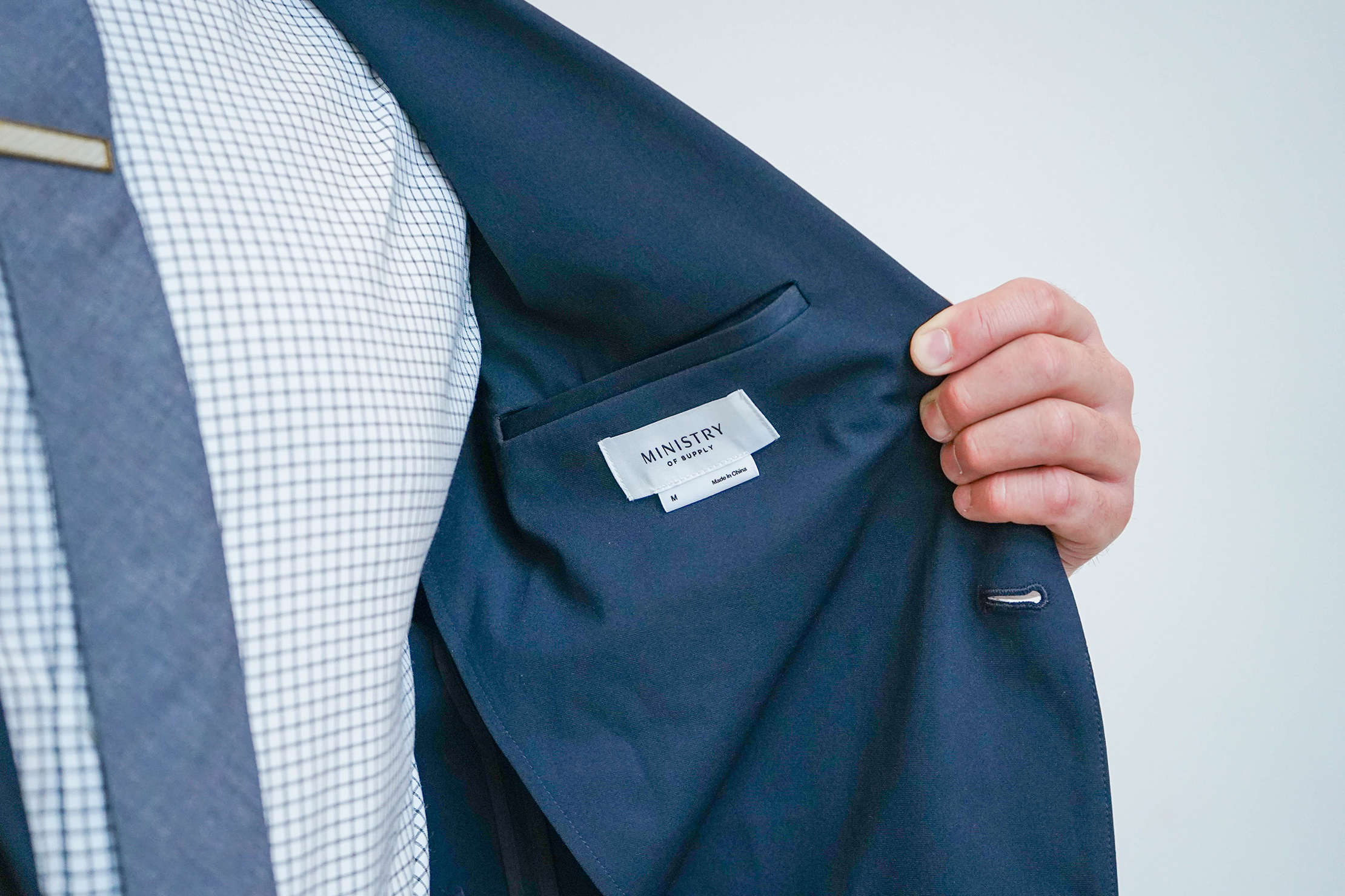 Ministry Of Supply Kinetic Suit Inside Pocket