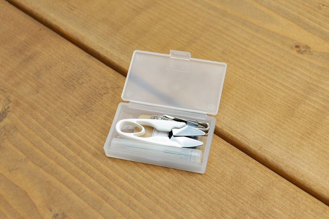 Muji Portable Sewing Set