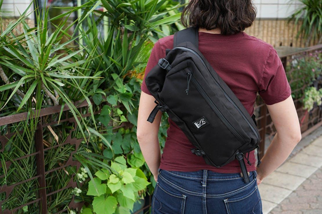 Chrome Industries Kadet Nylon Messenger Bag