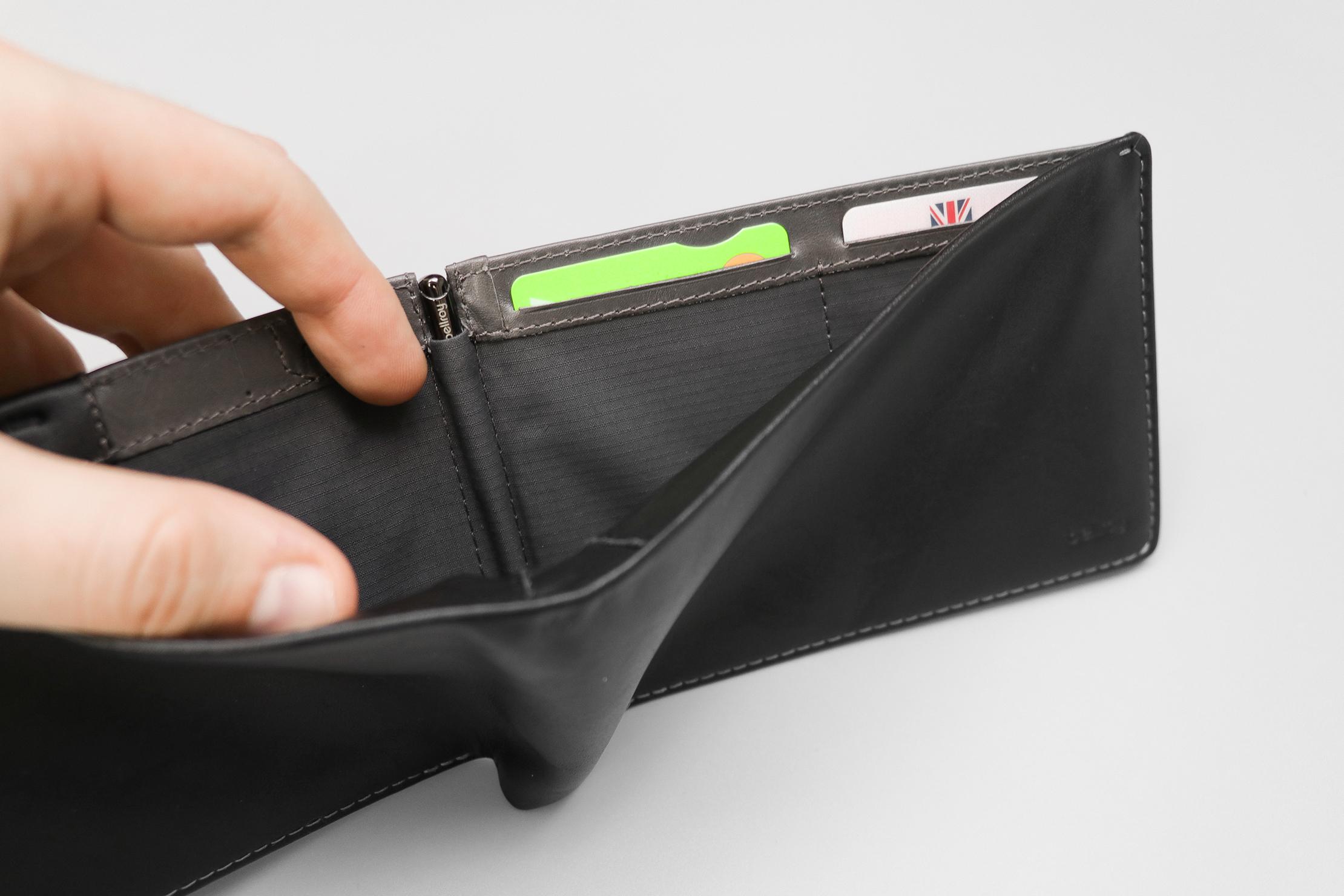 Bellroy Travel Wallet Back Card Sleeves