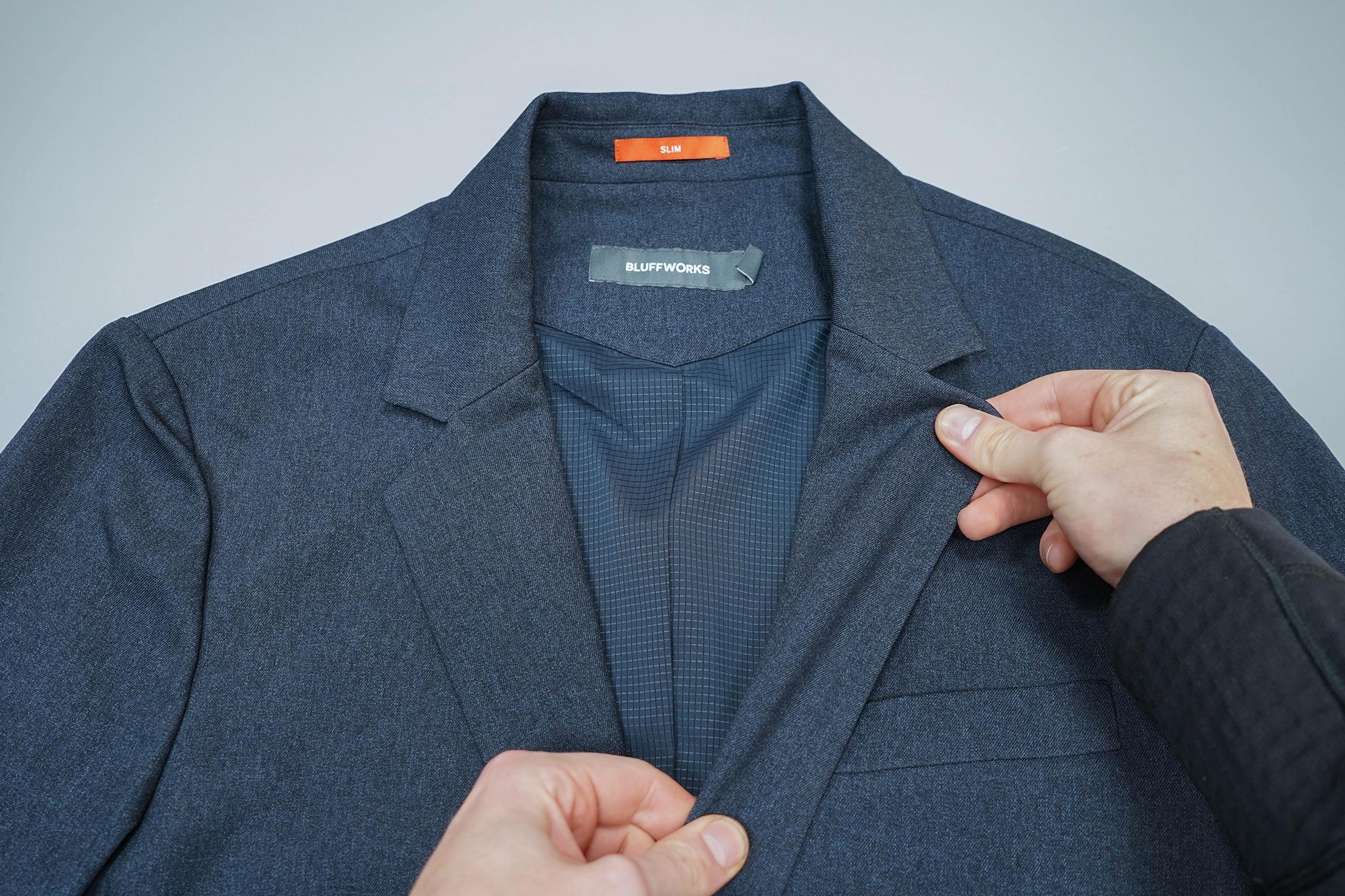 Bluffworks Gramercy Suit Stretch