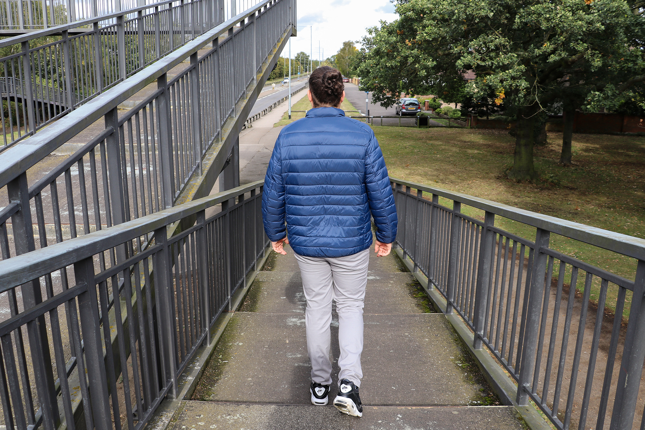 Amazon Essentials Packable Puffer Jacket In Essex England