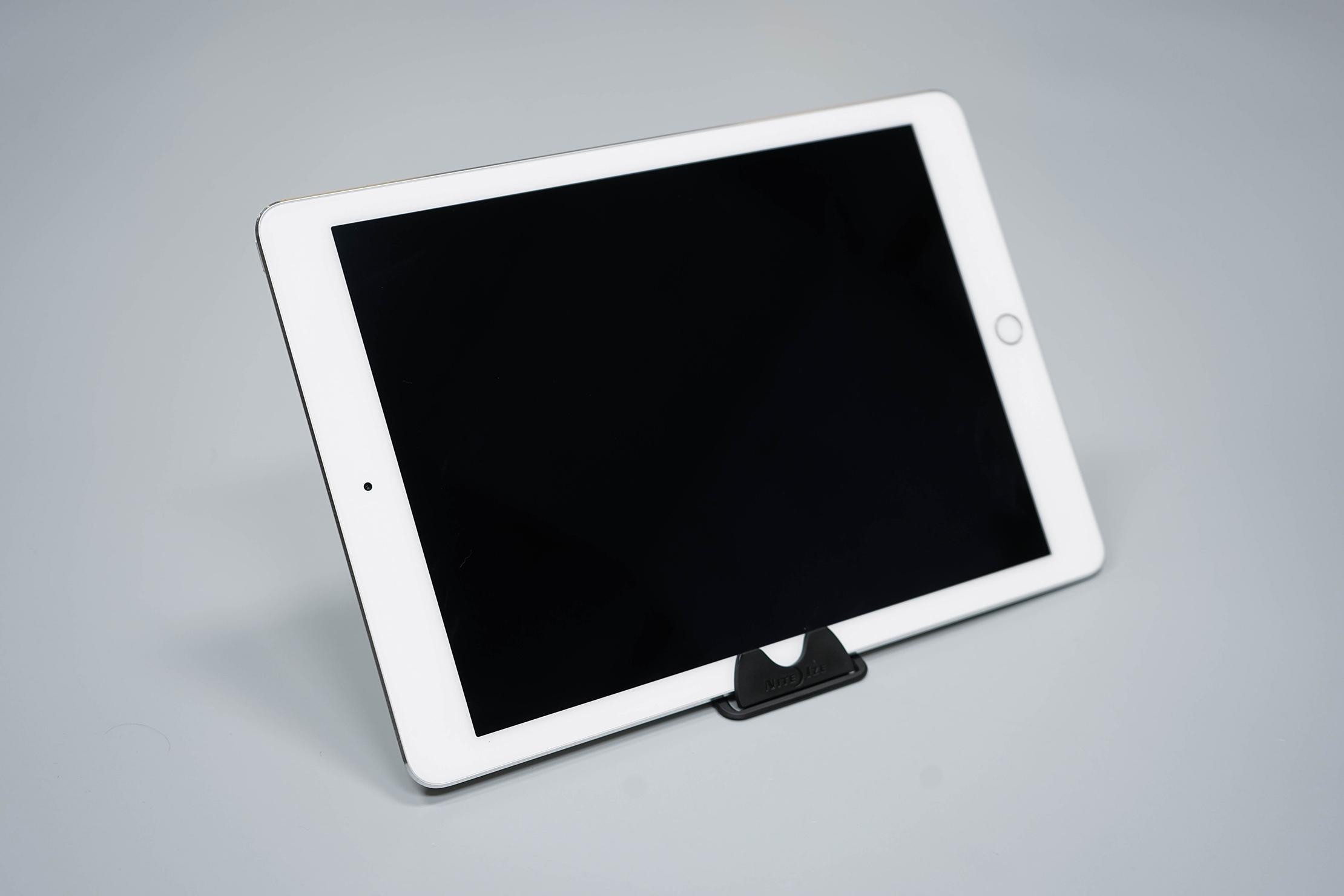 Nite Ize QuikStand Holding iPad