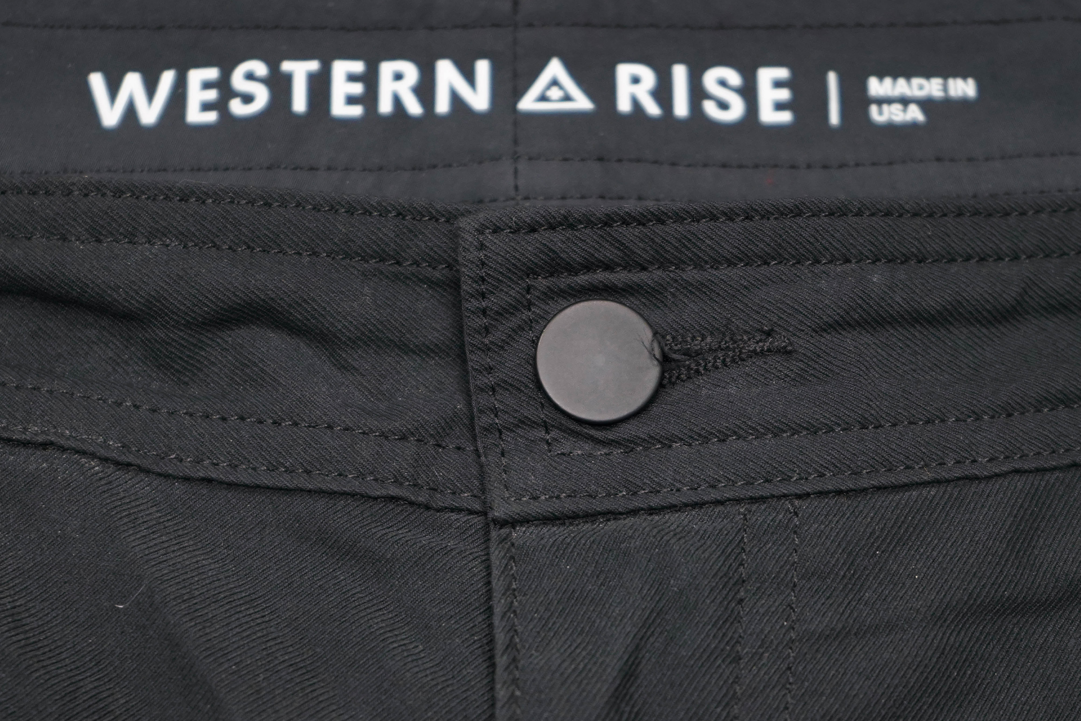 Western Rise Evolution Pant Button