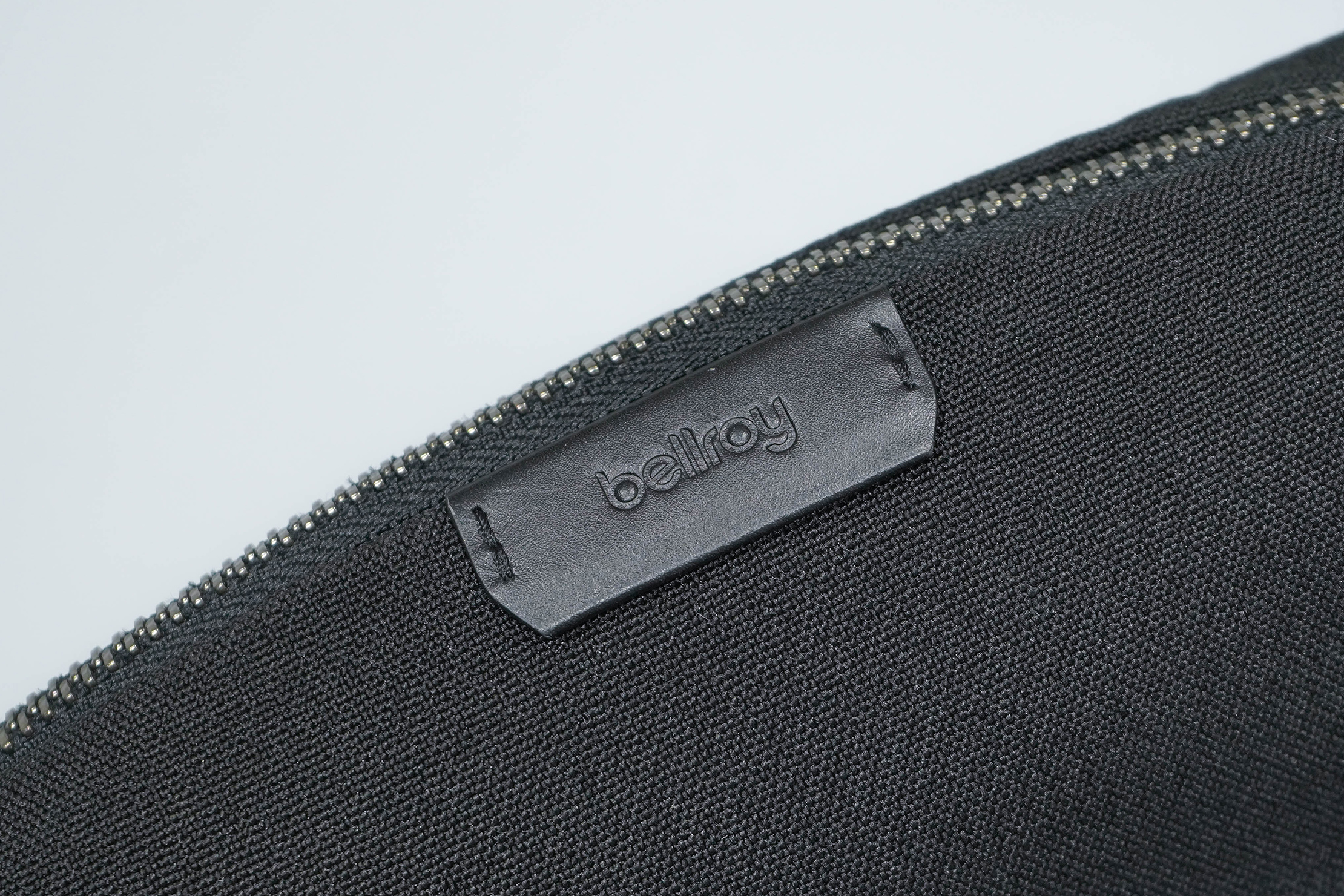 Bellroy Dopp Kit Logo