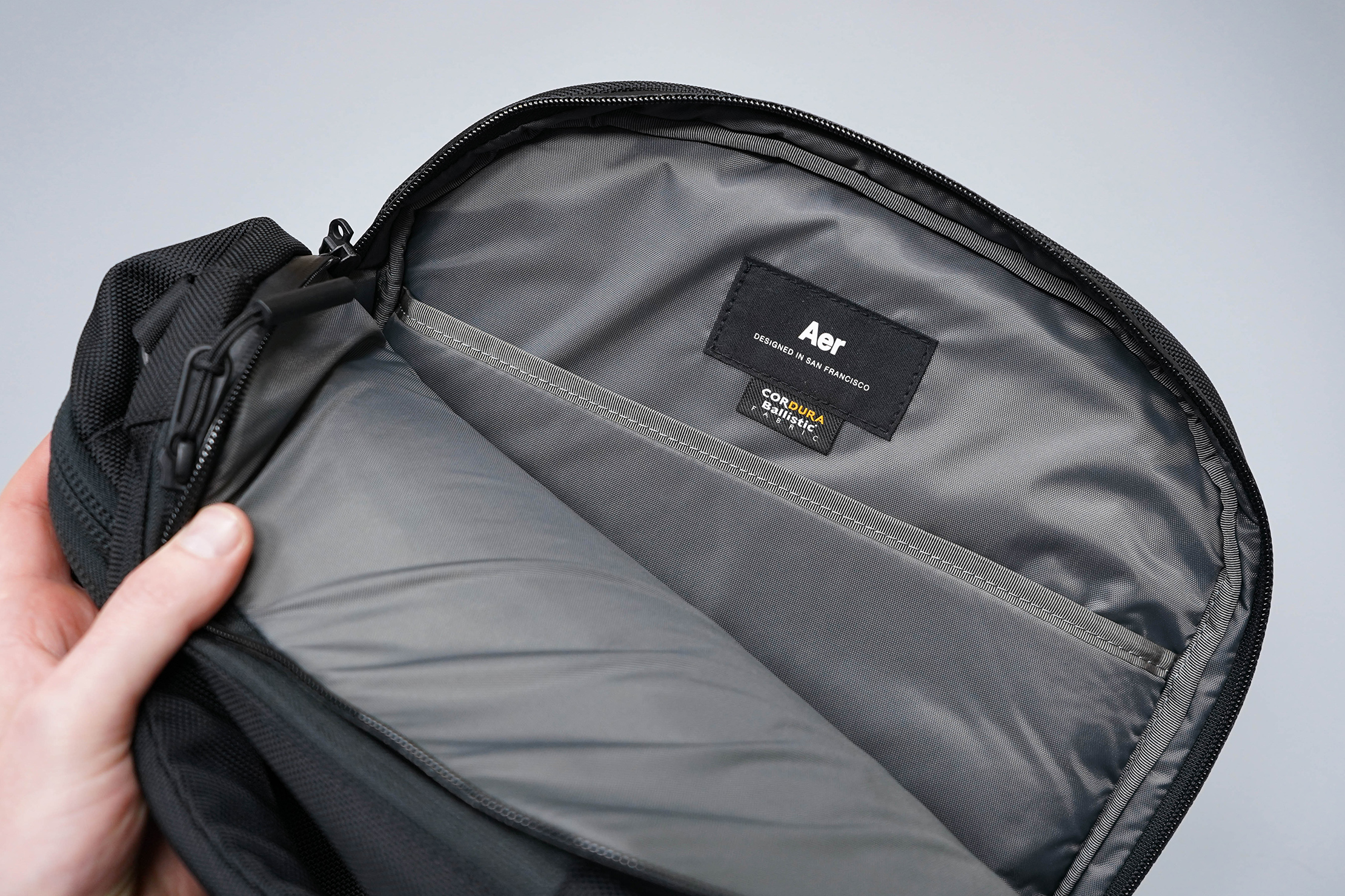 Aer Travel Pack 2 Small Laptop Compartment