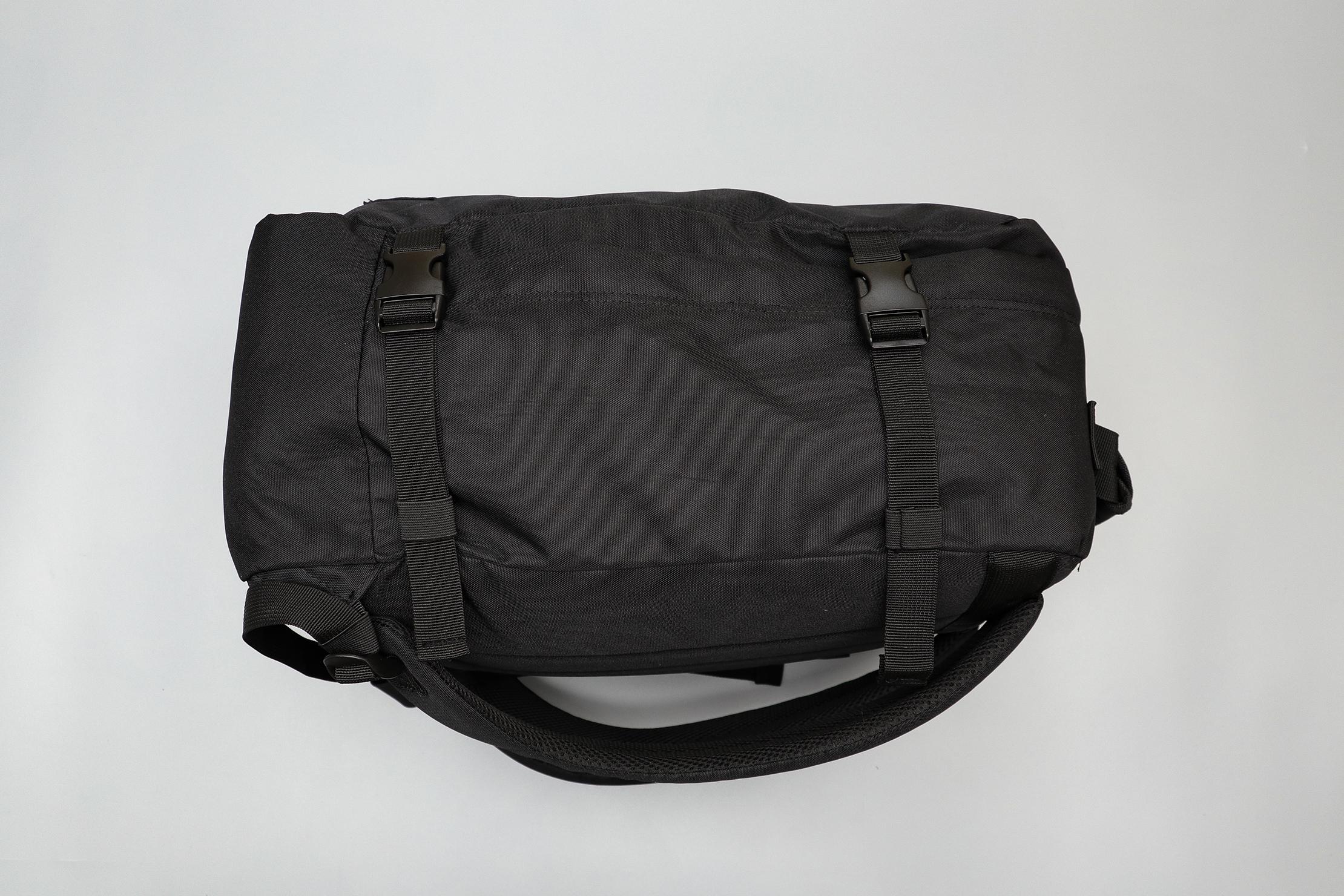 CabinZero Classic Travel Backpack Compression Straps