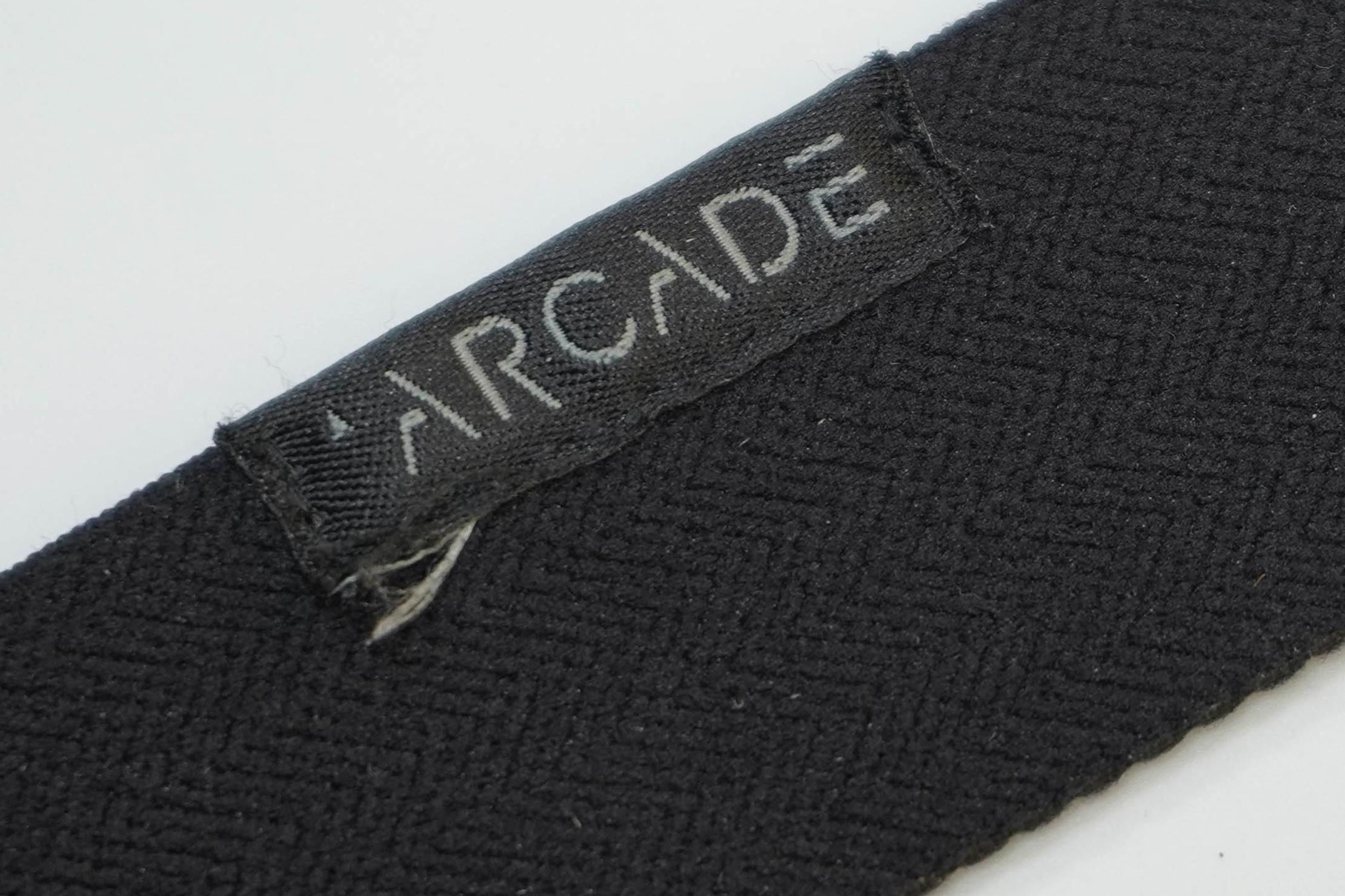 Arcade Midnighter Belt Logo