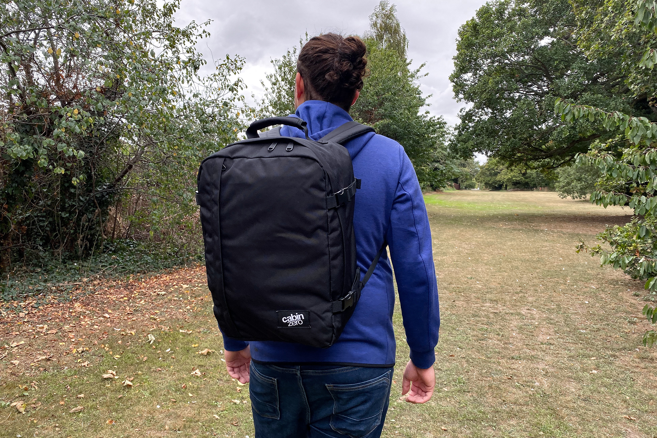 CabinZero Classic Travel Backpack In Essex, England