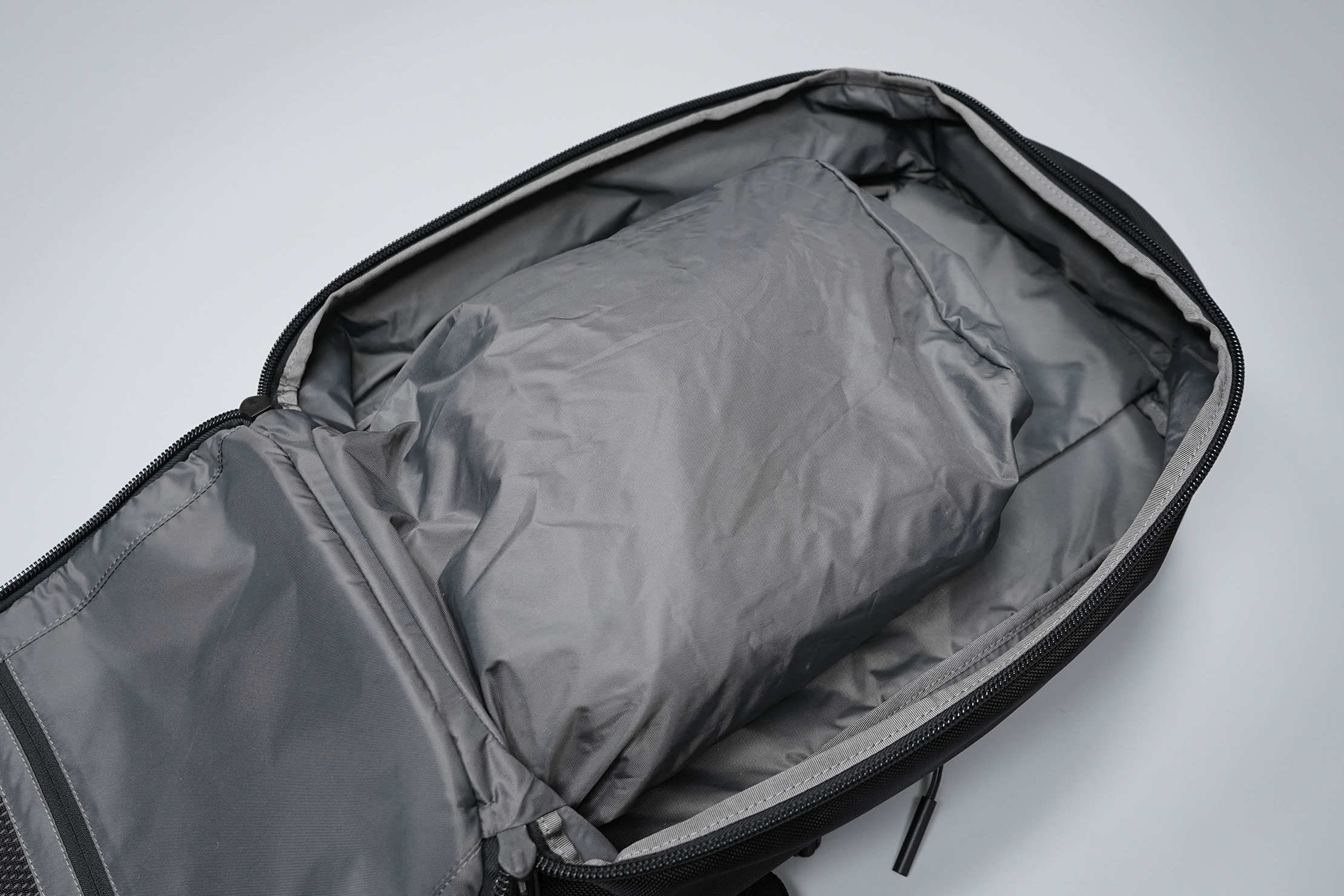 Aer Travel Pack 2 Small Shoe Bag Expanded