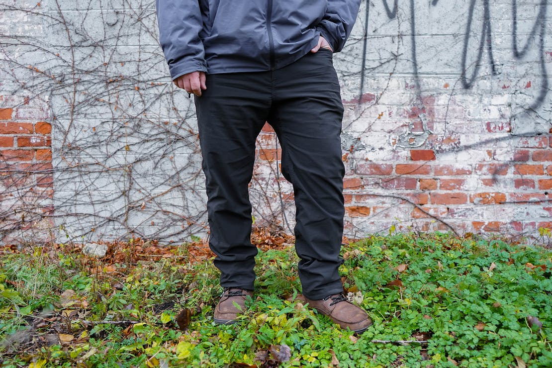 Western Rise Evolution Pant In Detroit