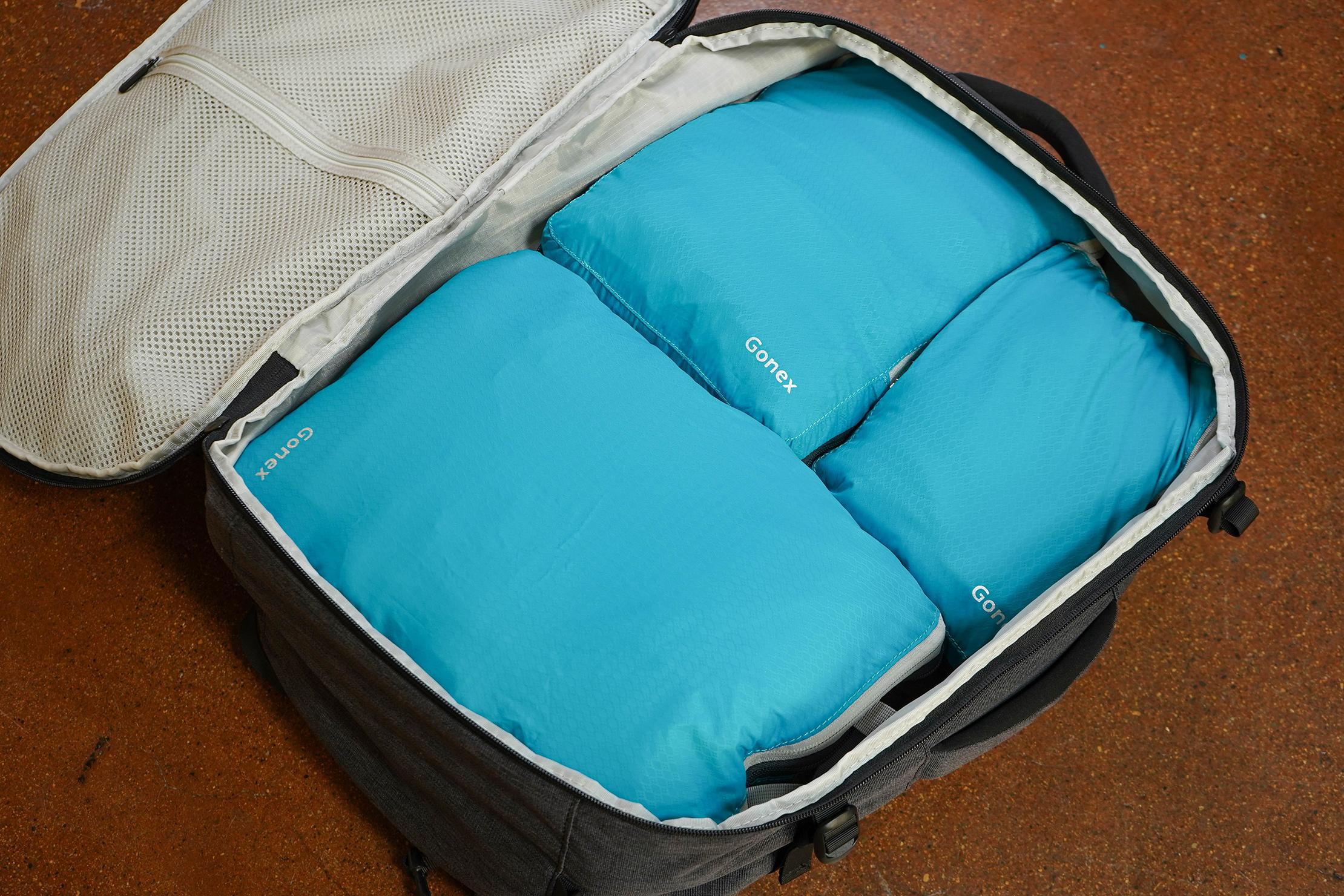 Gonex Compression Packing Cubes In Bag