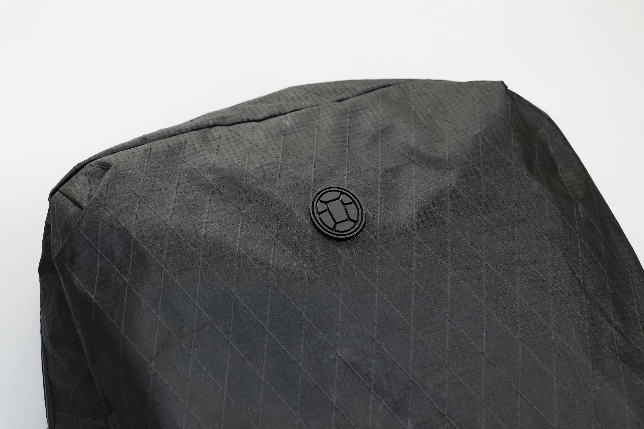 Tortuga Outbreaker Daypack Logo
