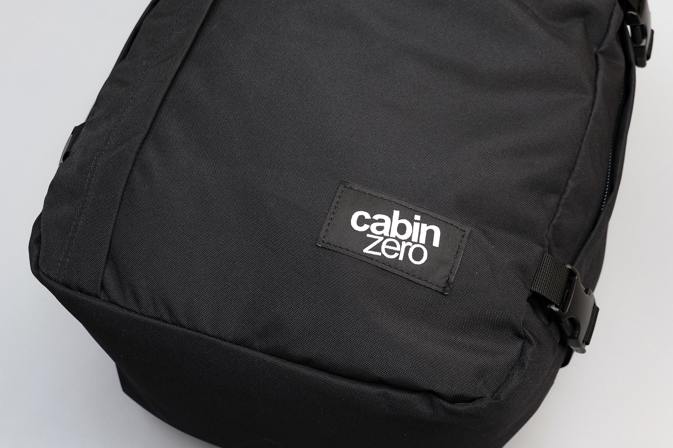 CabinZero Classic Travel Backpack Logo