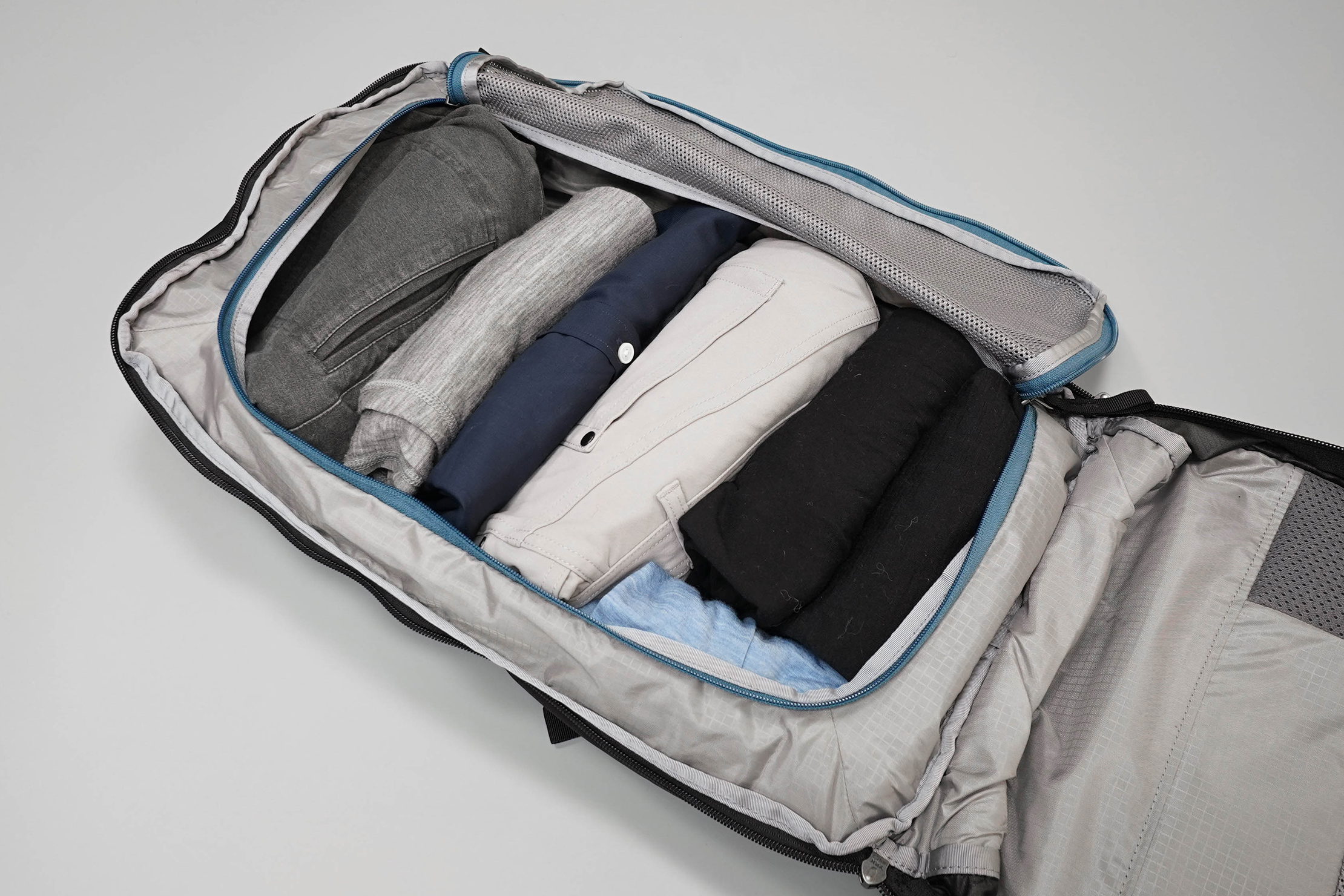 Gregory Border 35 Mesh Clothes Compartment