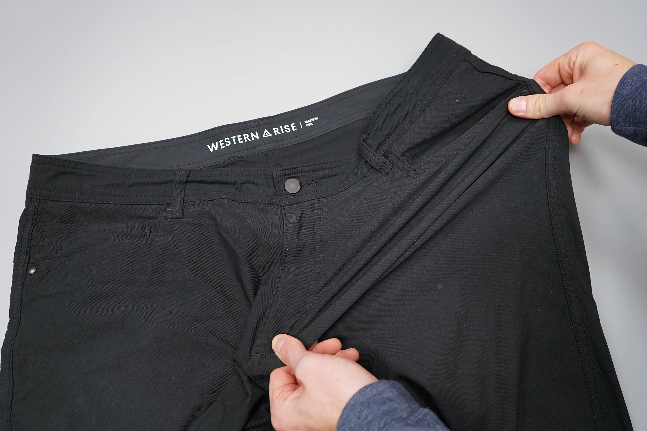 Western Rise Evolution Pant Stretch