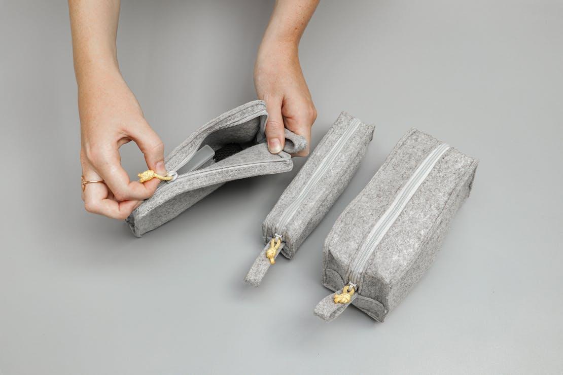 IKEA KNALLBAGE Accessory Bags