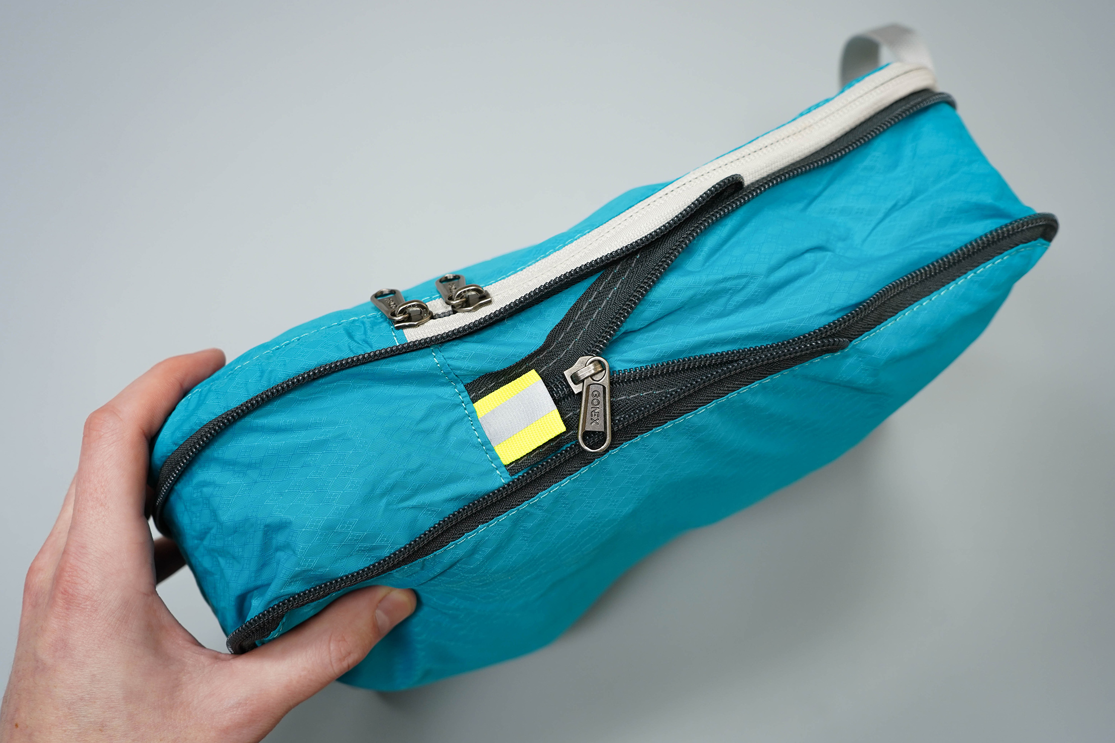 Gonex Compression Packing Cubes Expanded