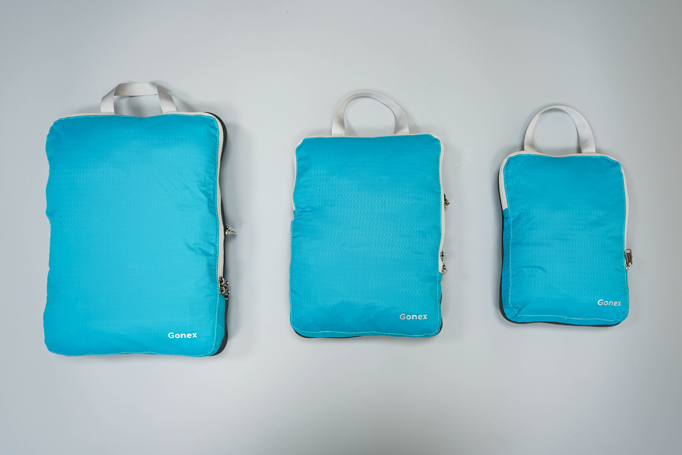 Gonex Compression Packing Cubes Sizes