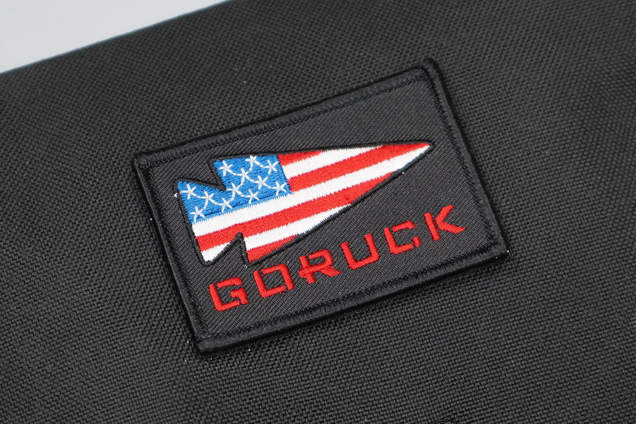 GORUCK Wire Dopp Patch