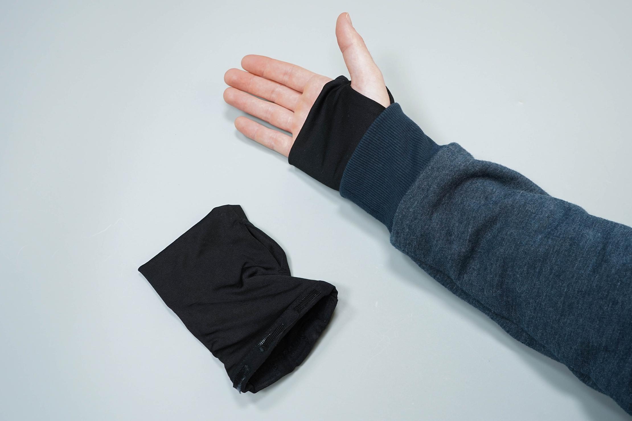 BauBax Sweatshirt 2.0 Gloves
