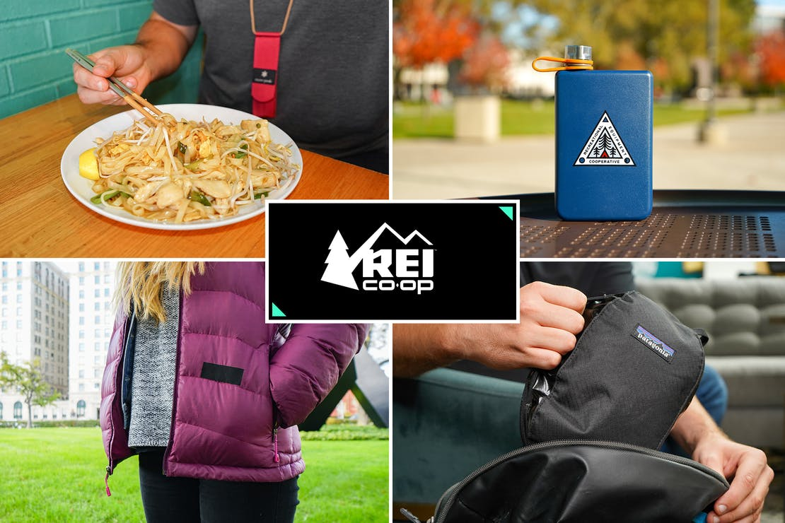 The Eco-Groovy Gift Guide Sponsored By REI