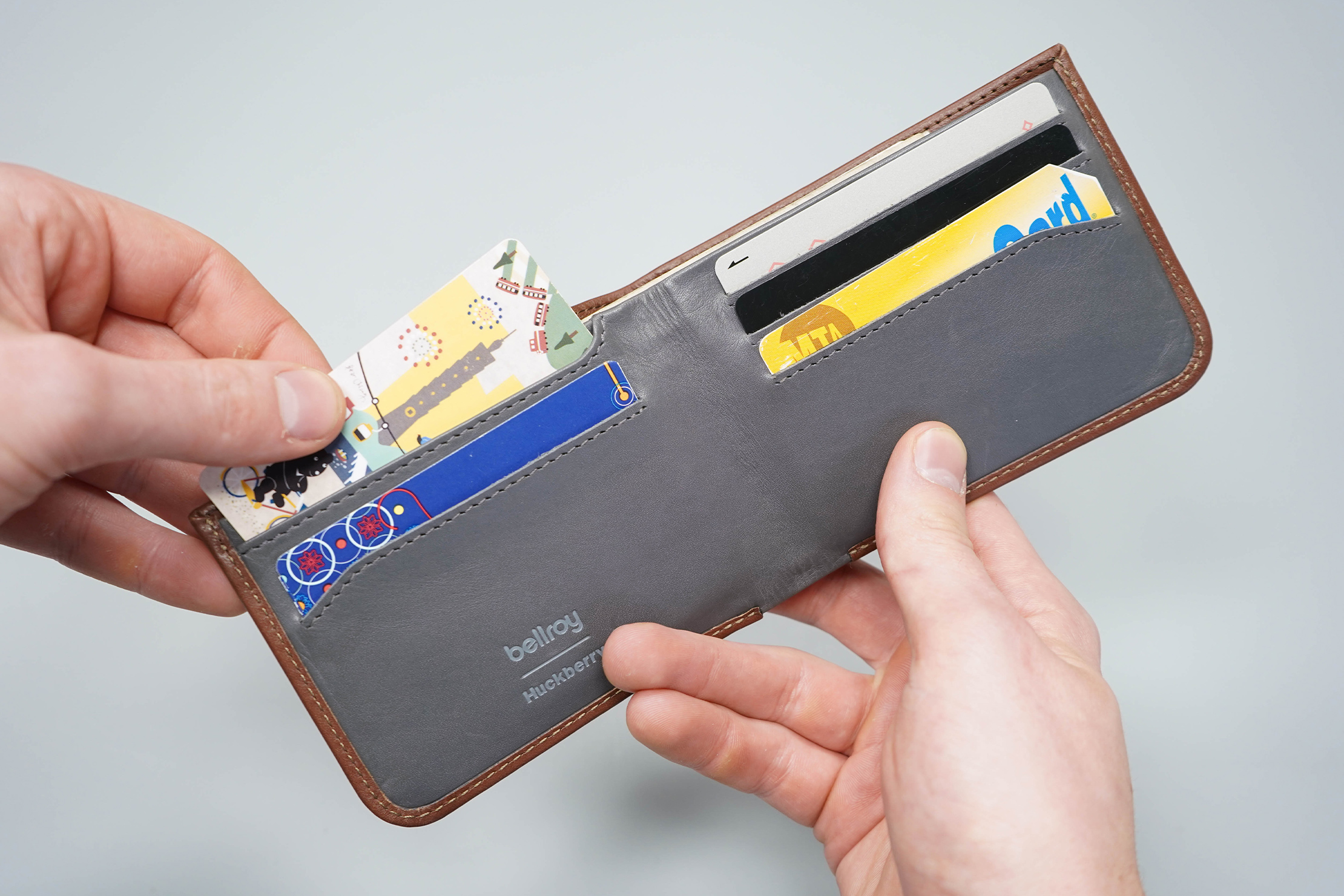 Bellroy Hide And Seek RFID Wallet Huckberry Exclusive Card Holder