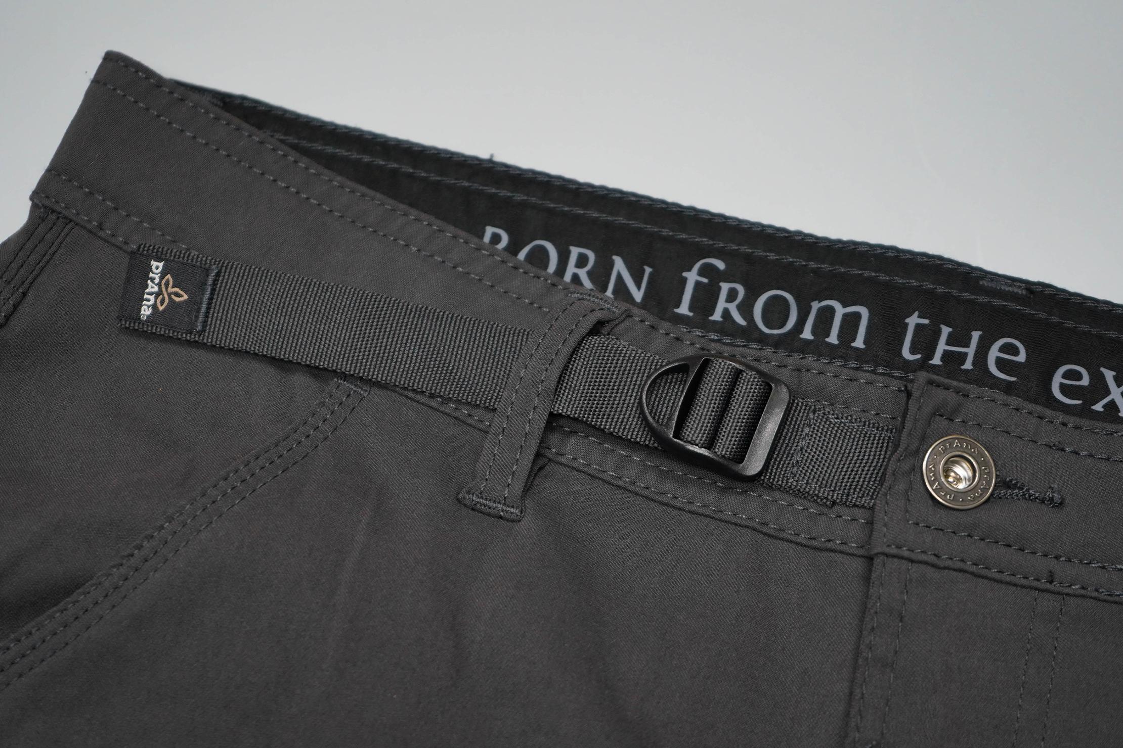 prAna Stretch Zion Pant Belt
