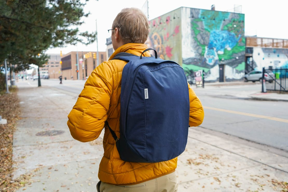 Osprey Arcane Large Day Pack In Detroit