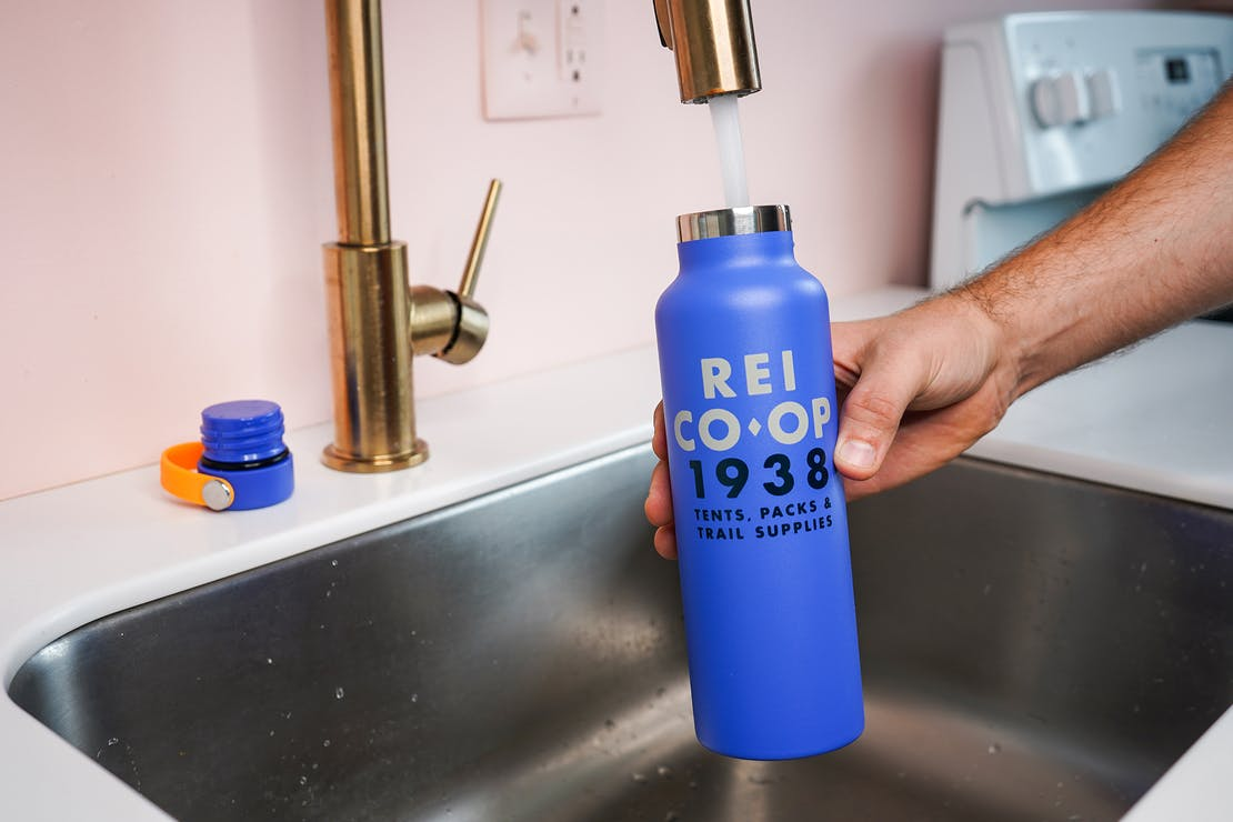 Hydro Flask Water Bottle with Flex Cap 21 oz