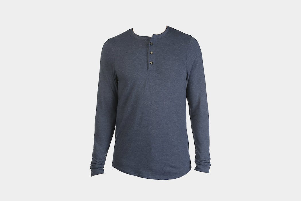 Moosejaw Men's Original LS Henley Top
