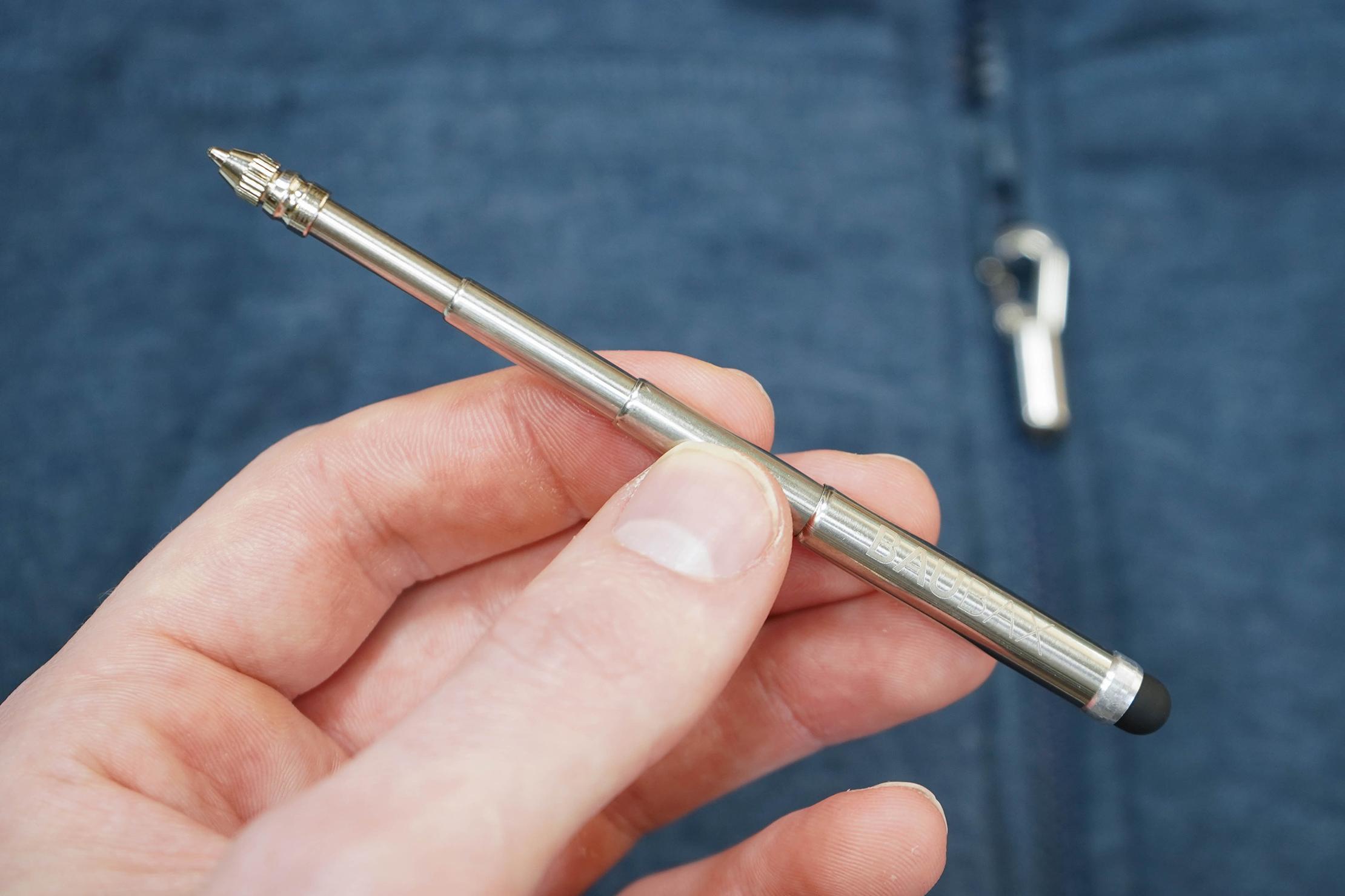 BauBax Sweatshirt 2.0 Pen
