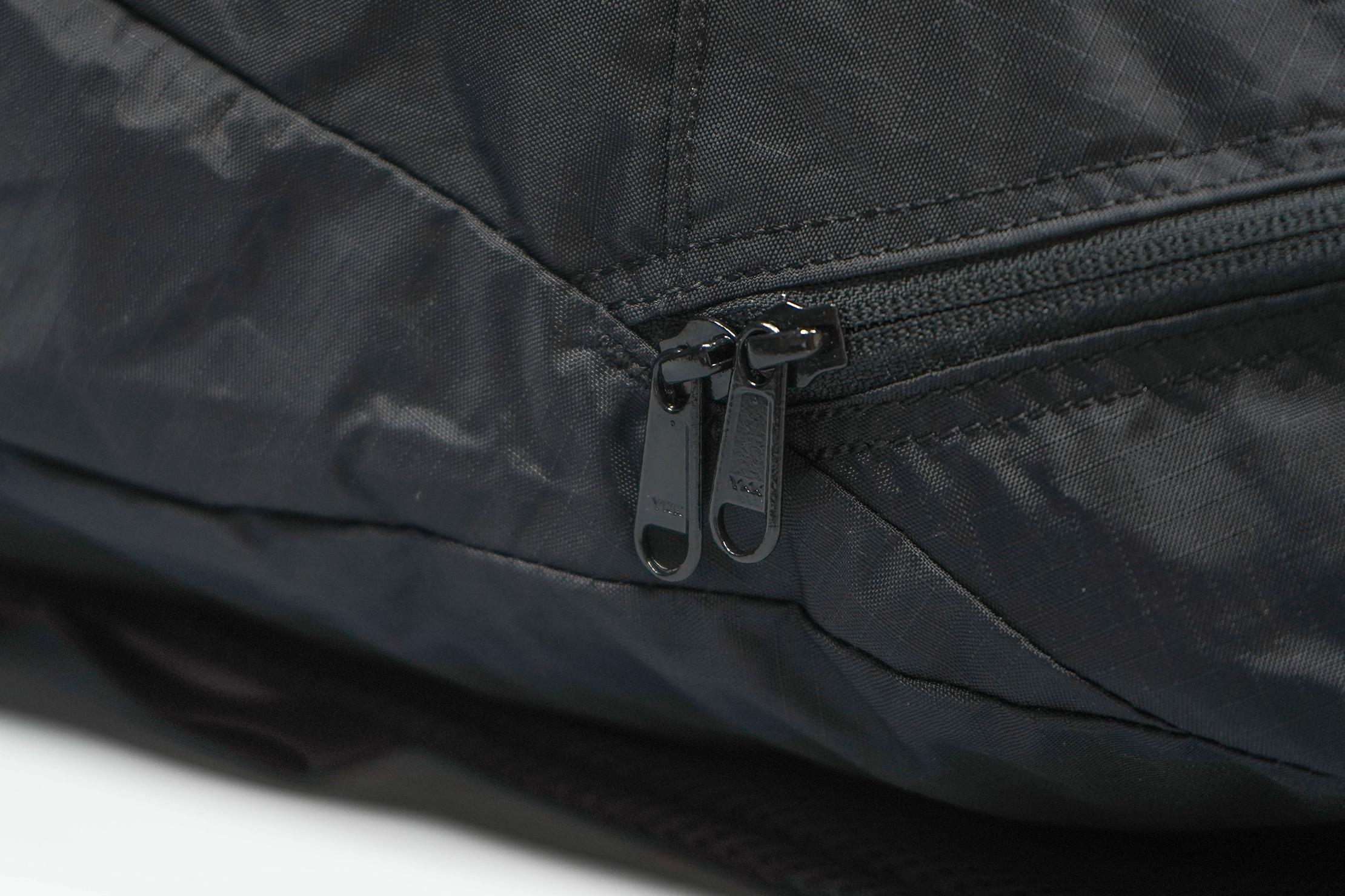 Kathmandu Pocket Pack V4 Zippers